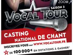 photo de LE VOCAL TOUR 2016 DONNE LE TEMPO A LOUVROIL
